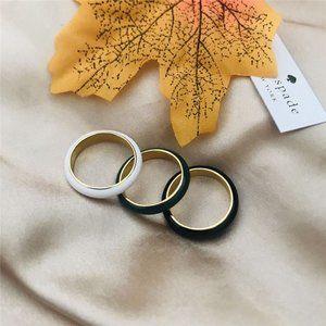 Kate Spade Colorful Enamel Glaze Ring